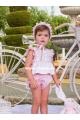 Conjunto de bebé en rosa