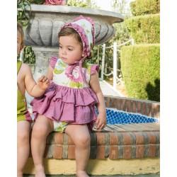 Jesusito bebé estampado rosa